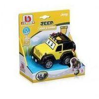 Osobowe dla dzieci, BB Junior Jeep Samochód Światło i dźwięk