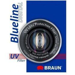 Filtr BRAUN UV Blueline (58 mm)