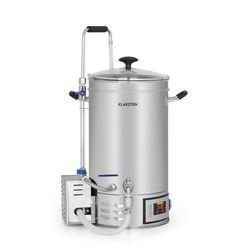 Brauheld Kocioł do produkcji brzeczki 15 l 30–140°C pompa cyrkulacyjna stal szlachetna