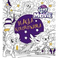 Kolorowanki, My Little Pony The Movie Magia kolorowania