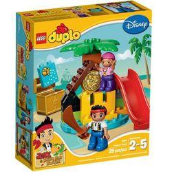 Lego DUPLO Jake i piraci z nibylandii 10604