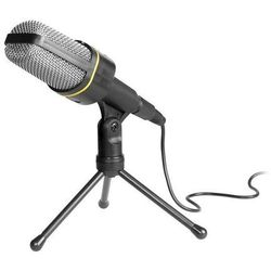 Mikrofon TRACER Screamer Czarno-srebrny