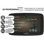 Nawigacja samochodowa, TomTom GO Professional 520 - BEZPŁATNY ODBIÓR: WROCŁAW!