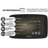 Nawigacja samochodowa, TomTom GO Professional 520