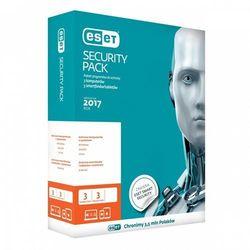 Eset Security Pack BOX Upgrade 3stan/24m-ce - produkt w magazynie - szybka wysyłka!