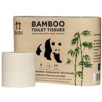 Papier toaletowy, Papier toaletowy z bambusa 3-warstwowy 6 rolek