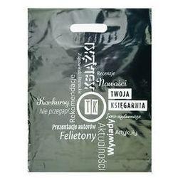 Torba foliowa Twoja Księgarnia 30x40 cm
