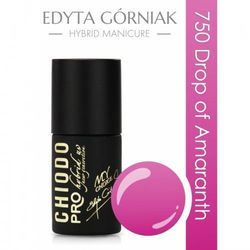 Chiodo PRO Soft Summer Touch - lakier hybrydowy - Drop Of Amaranth 750
