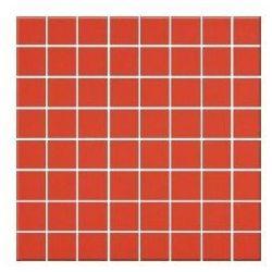 mozaika-n Inwencja I11 czerwień 20 x 20 OD044-034