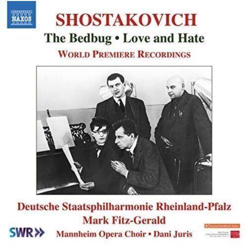 Muzyka filmowa, D. Shostakovich - Bedbug - Love And Hate