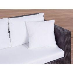 Poduszka ogrodowa - dekoracyjna - poduszka 40x40 cm beżowa