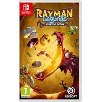 Gry Nintendo Switch, Gra Nintendo Switch Rayman Legends Definitive Edition