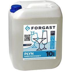 Płyn do płukania naczyń w zmywarkach gastronomicznych Forgast - poj. 10 l