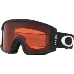 Oakley Line Miner XM Gogle zimowe Kobiety, matte black/w prizm snow rose 2020 Gogle narciarskie
