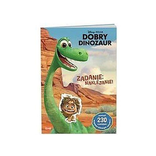 Książki dla dzieci, Dobry Dinozaur (opr. broszurowa)