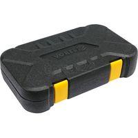 """Zestawy narzędzi ręcznych, Vorel Zestaw narzędziowy 1/4"""",kpl. 56 szt, xs"""