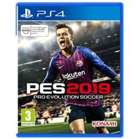Gry PS4, Pro Evolution Soccer 2019 (PS4)