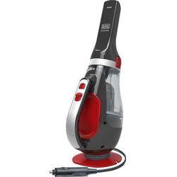Odkurzacz samochodowy BLACK+DECKER ADV1200-XJ 12W kolor czerwono-szary