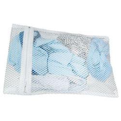 Worek siatka do prania bielizny 30 cm x 40 cm z suwakiem FACKELMANN 54011