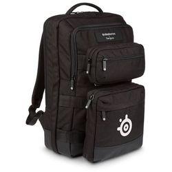 Plecak na laptopa TARGUS SteelSeries Sniper 17.3 cala Gaming Backpack Czarny TSB941EU