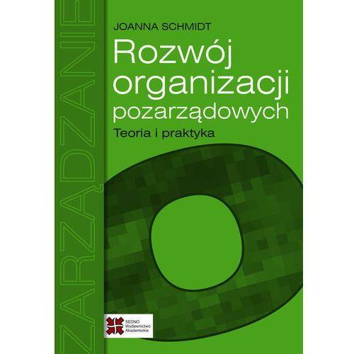 Biblioteka biznesu, Rozwój organizacji pozarządowych Teoria i praktyka (opr. miękka)