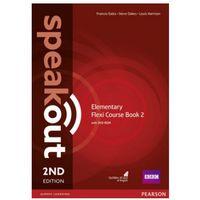 Książki do nauki języka, Speakout 2ed Elementary. Flexi Coursebook 2 + DVD (opr. broszurowa)