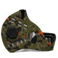 Maski antysmogowe, Maska antysmogowa Sport II Dragon - DOSTĘPNY WYŁĄCZNIE rozmiar S