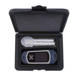 Alkomat Alcovisor® Mark X Plus niebieski do zastosowania profesjonalnego