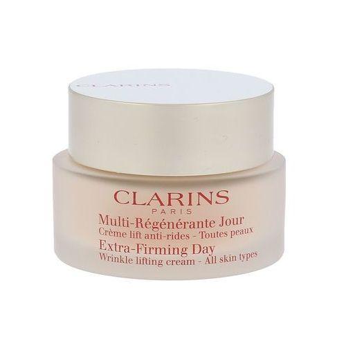 Kremy na dzień, Clarins Extra Firming krem do twarzy na dzień 50 ml dla kobiet