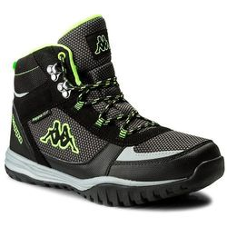 Trekkingi KAPPA - Mountain Tex 242369 Black/Green 1130