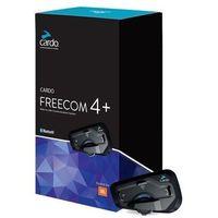 Pozostałe akcesoria do motocykli, Cardo interkom freecom 4+ jbl single