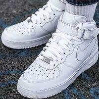 Buty sportowe dla dzieci, Nike Air Force 1 Mid (314195-113)