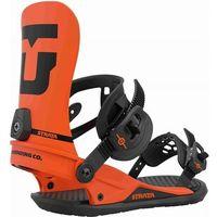 Wiązania snowboardowe, wiązania UNION - Strata (Team Hb) Union Orange (UNION ORANGE) rozmiar: S