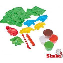 Masa plastyczna - dinozaury A&F Simba (106326655)