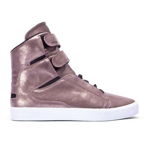 Męskie obuwie sportowe, buty SUPRA - Society Ii Rose Gold-White (RGD)