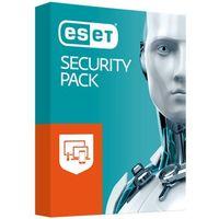Oprogramowanie antywirusowe, ESET Security Pack Serial 1+1U - Nowa 36M