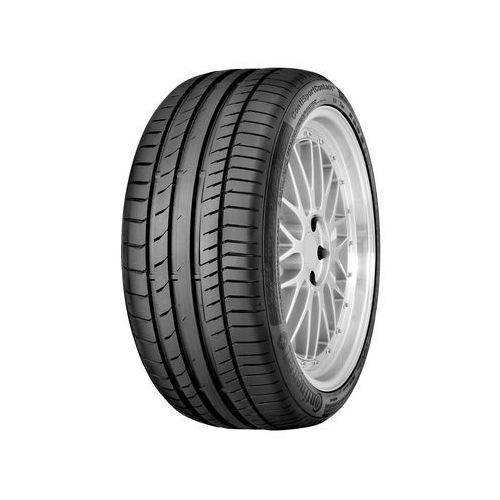 Opony letnie, Continental ContiSportContact 5 255/55 R18 109 H