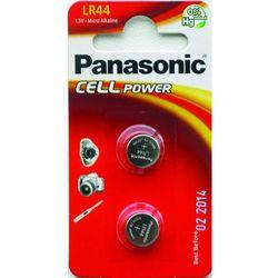 Bateria PANASONIC LR-44EL/2B
