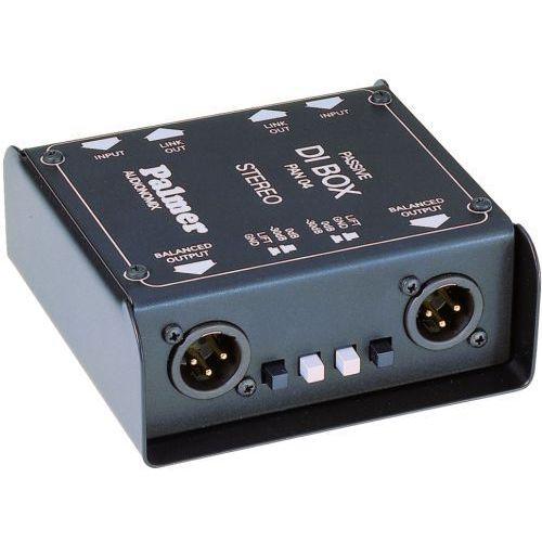 Pozostały sprzęt estradowy, Palmer PAN 04 Di-Box pasywny 2 kanały