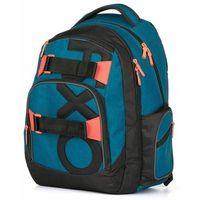Tornistry i plecaki szkolne, Karton P+P plecak szkolny OXY Style Blue