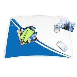 Podkładka na biurko CEPPro Gloss, niebieska