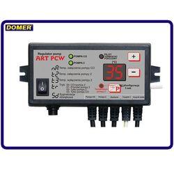 Regulator temperatury Art PCW dwie pompy