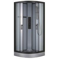 Kabiny prysznicowe, GoodHome Beloya (K5901BBC)