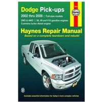 Biblioteka motoryzacji, Dodge Pick-ups (2002 - 2008) (USA)