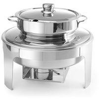 Podgrzewacze i bemary gastronomiczne, Hendi Podgrzewacz do zup - na pastę wysokopolerowany - kod Product ID