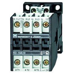 Stycznik 3-polowy 11kW 22A 110V AC - 1R K3-22A01 110