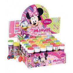 Bańki mydlane 60ml Minnie