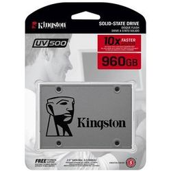 Dysk KINGSTON UV500 960GB SSD (SUV500/960G) + DARMOWY TRANSPORT!