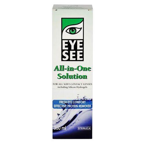 Płyny pielęgnacyjne do soczewek, EYE SEE All-in-one Solution 360 ml