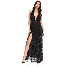 Sukienka Medea w kolorze czarnym